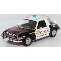 AMC Pacer Police (US), 1975