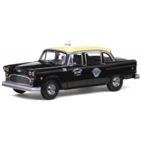 CHECKER A11 Taxi, 1981, black