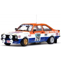 FORD Escort Mk2 RS 1800 Rally RAC'79 #28, 15th M.Wilson / T.Harryman