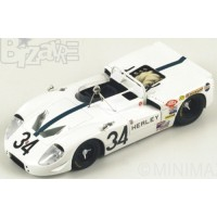 HEALEY SP LM70 #34, Enever