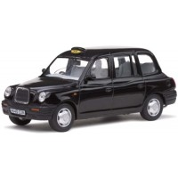 TX1 London Taxi Cab, 1998, black