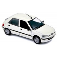 PEUGEOT 106 Electric, 1997, banquise white