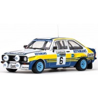 FORD Escort Mk2 RS 1800 Rally RAC'79 #6, 4th A.Vatanen / D.Richards