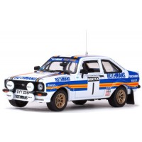 FORD Escort Mk2 RS1800 Rally Mintex'81 #1, winner P.Airikkala / P.Short