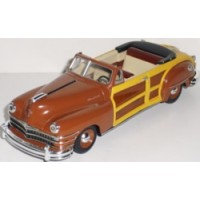 CHRYSLER Town & Country Cabrio, 1947, brown