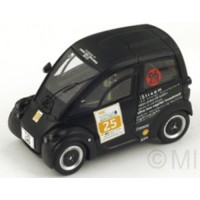 GORDON MURRAY'S T25 City Car, 2012, mat black