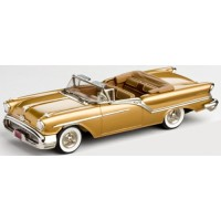 OLDSMOBILE 88 2-door Convertible, 1957, gold mist poly