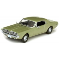 MERCURY Cougar, 1968, lime frost