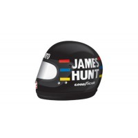 James HUNT Helmet, 1976