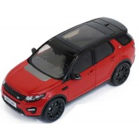 RANGE ROVER Discovery Sport, 2015, red