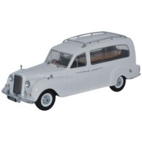 AUSTIN Princess Hearse, white