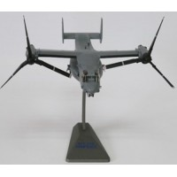 V-22 OSPREY Tiltrotor model Grey Tail