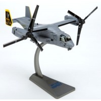 V-22 OSPREY Tiltrotor model Yellow Tail