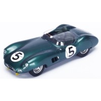 ASTON MARTIN DBR1 LeMans'59 #5, winner R.Salvadori / C.Shelby