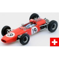 BRABHAM BT11 GP Germany'64 #19, 4th J.Siffert