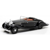 HISPANO-SUIZA K6 Cabriolet Brandone  Chassis #16035, 1935, black