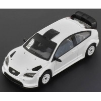 FORD Focus RS WRC08 Rally Spec, 2009, white (includes 2 sets of wheels an tyres)
