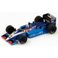LIGIER JS27 GP Mexico'86 #26, P.Alliot