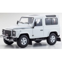 LAND ROVER Defender 90, white