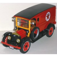 WHITE Delivery Van Texaco 1920