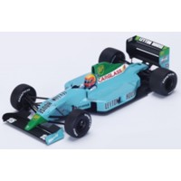 MARCH CG901 Leyton House #15, 1990, M.Gugelmin