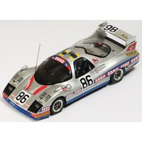 WM P76 Turbo Peugeot LeMans'77 #86, 15th Mamers / Raulet