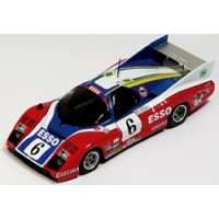 WM P79/80 Peugeot LeMans'80 #6, 11th Mamers / Raulet