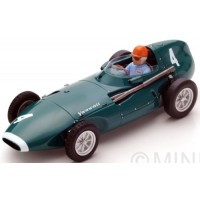 VANWALL VW5 GP Belgium'58 #4, winner T.Brooks