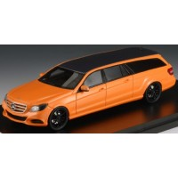 MERCEDES-BENZ E-Class (S212) Binz Estate Limousine, 2012, orange
