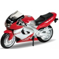 YAMAHA YZF1000R Thunderace, 2001, red/silver