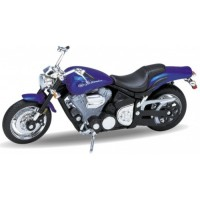 YAMAHA Roadster Warrior, 2002, blue