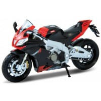APRILIA 4 Factory Bike, red/black