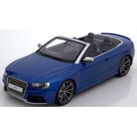 AUDI RS5 Cabriolet, 2014, met.blue (limited 504)