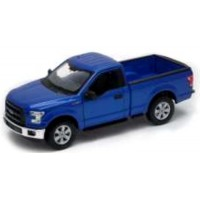 FORD F150 Pick-up, 2015, blue