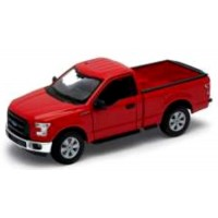 FORD F150 Pick-up, 2015, red