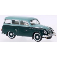 IFA F9 Station Wagon, 1953, turquoise/d.green