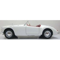 MG A Mk2 Convertible open, 1961, white (limited 1002)