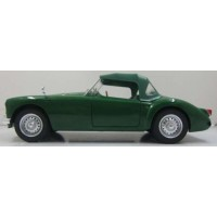 MG A Mk1 Convertible closed, 1959, green (limited 1002)