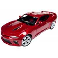 CHEVROLET Camaro, 2016, garnet red