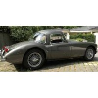 MG A Mk1 Hard Top, 1957, steel grey (limited 1002)