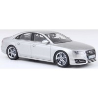 AUDI S8 PA, 2014, silver (without showcase)