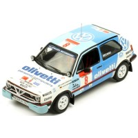 VOLKSWAGEN Golf GTI 16V Rally Safari'87 #8, M.Ercisson / P.Diekmann