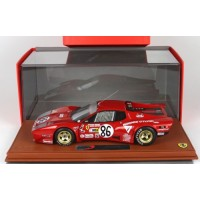 FERRARI 365 GT4 BB 24h LeMans'78 #86, Migault / Guitteny (including showcase) (limited 200)