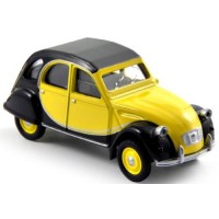 CITROËN 2CV Charleston, 1982, yellow/black