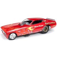 DODGE Charger Funny Car, 1971, Gene Snow Rambunctious