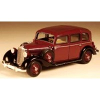MERCEDES-BENZ 260D Pullman Landaulet closed top closed back, 1936, burgundy (limited 300)