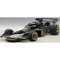 LOTUS 72E #2, 1973, R.Peterson (with driver figure)