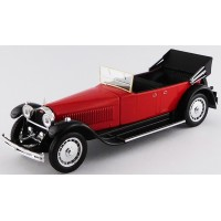 BUGATTI 41 Royale Torpedo open, 1927, red