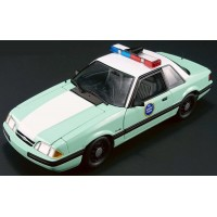 FORD Mustang United States Border Patrol, 1988, green/white
