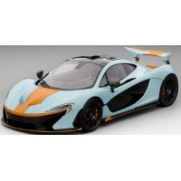 McLAREN P1, 2014, blue/orange (limited 300)